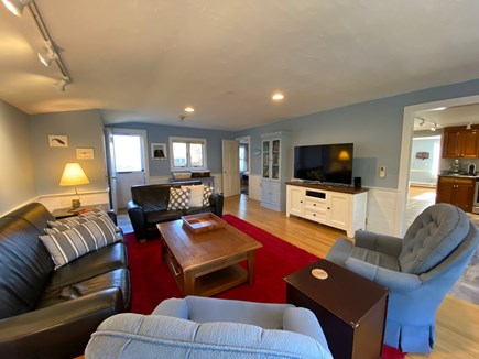 Brewster Cape Cod vacation rental - Living/TV Room