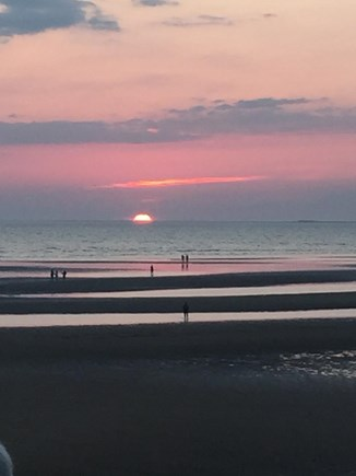 Eastham Cape Cod vacation rental - Walking into the sunset