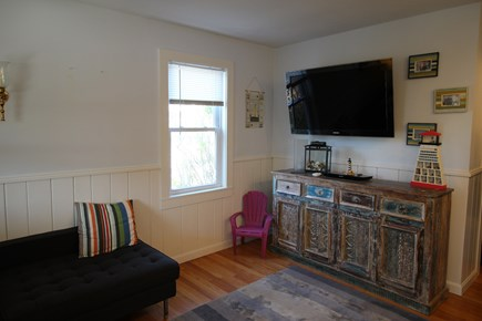 Truro Cape Cod vacation rental - Air conditioning, flat screen TV