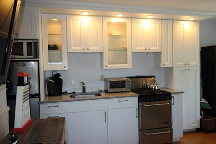 Truro Cape Cod vacation rental - Well equipped Kitchen