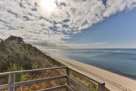 Truro Cape Cod vacation rental - Miles of beach to walk