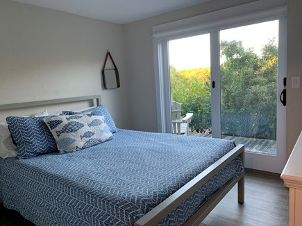 Truro Cape Cod vacation rental - Queen Bed lower level