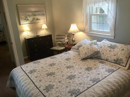 East Orleans Cape Cod vacation rental - A comfortable queen sized bed so you start the day well rested!