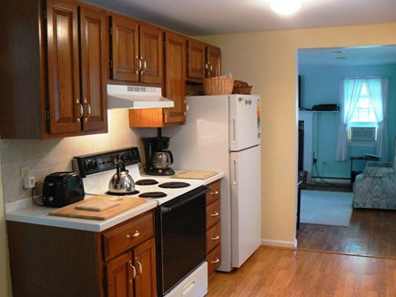 East Orleans Cape Cod vacation rental - Kitchen has everything you need for meal preparation.