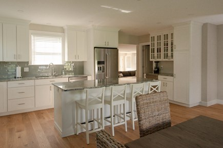 Dennis, Mayflower Beach Cape Cod vacation rental - Large, Fully Appointed First Floor Kitchen