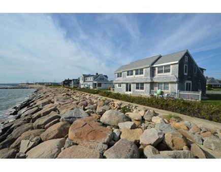 Falmouth Cape Cod vacation rental - Magnificent sunsets