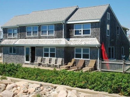 Falmouth Cape Cod vacation rental - Relax and watch the boats go by