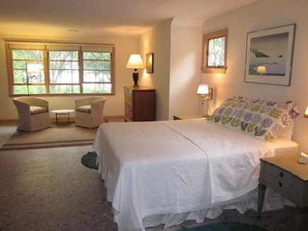 Cotuit Cotuit vacation rental - Queen bedroom upstairs can accommodate a crib or air mattress.