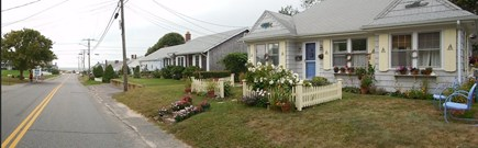 West Yarmouth Cape Cod vacation rental - The beach is 500 feet to the South.