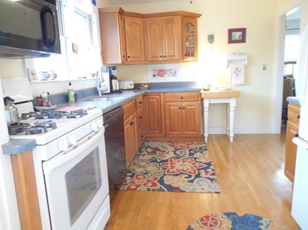 West Yarmouth Cape Cod vacation rental - The Kitchen is fully equipped.