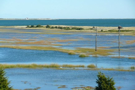 Chatham Cape Cod vacation rental - Short walk up a hill to this view!
