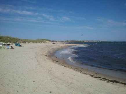 Chatham Cape Cod vacation rental - Short walk to this long beautiful beach