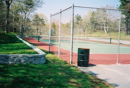 Chatham Cape Cod vacation rental - Very short walk to this public tennis court.