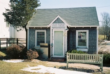 Chatham Cape Cod vacation rental - Walk to one of the smallest libraries in New England!