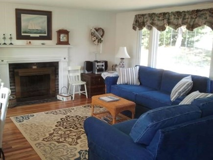 Chatham Cape Cod vacation rental - Living Room with...