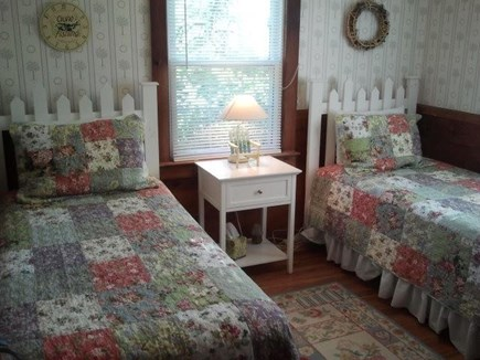 Chatham Cape Cod vacation rental - Guest room with 2 twin beds