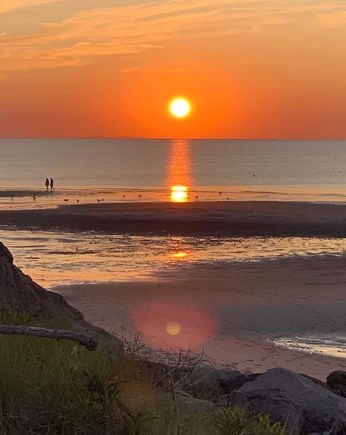 Brewster Cape Cod vacation rental - Gorgeous sunsets.