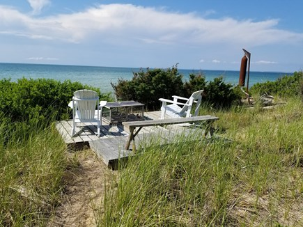 Brewster Cape Cod vacation rental - Relax and enjoy the water views