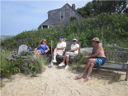 Brewster Cape Cod vacation rental - Relax & enjoy the beach