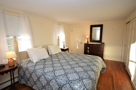 Orleans Cape Cod vacation rental - Main level master bedroom with king bed