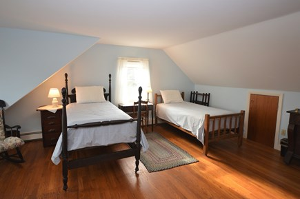 Orleans Cape Cod vacation rental - Second upper level twin bedroom