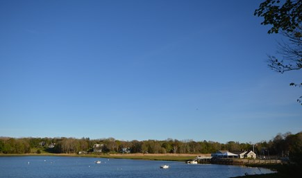 Orleans Cape Cod vacation rental - View of from top of stairs - great location for kayaking or SUP