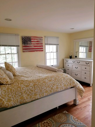Dennisport Cape Cod vacation rental - Master with king bed