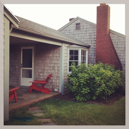 Hyannis Cape Cod vacation rental - Breezeway entrance