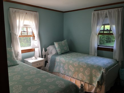 Hyannis Cape Cod vacation rental - Bedroom with twin beds