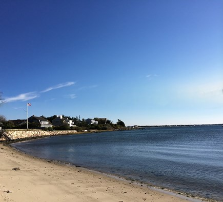 Hyannis Cape Cod vacation rental - Private beach just 100 yards away