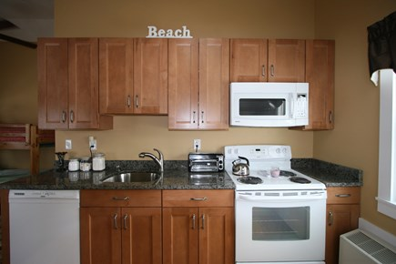 North Truro Cape Cod vacation rental - Fully equipped kitchen