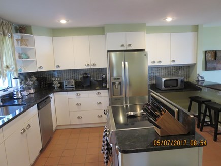 Orleans and Eastham Border Cape Cod vacation rental - Kitchen