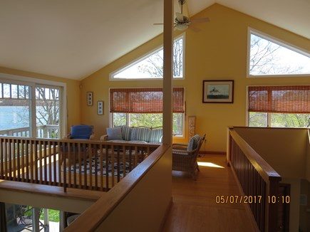 Orleans and Eastham Border Cape Cod vacation rental - Upstairs viewing loft