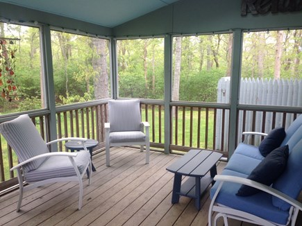 Eastham Cape Cod vacation rental - Sweet Screened In Porch