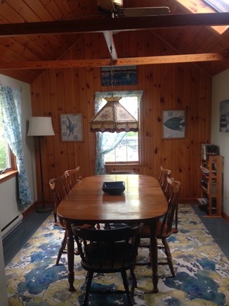 Eastham Cape Cod vacation rental - Enough Dining Space For Everyone Or A Good Game Of Cards!