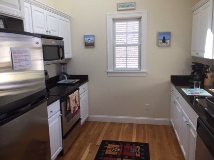 Eastham Cape Cod vacation rental - Stainless Steel Appliances