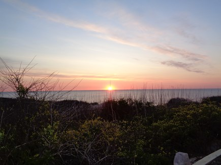 Eastham Cape Cod vacation rental - Sunrise At The Ocean
