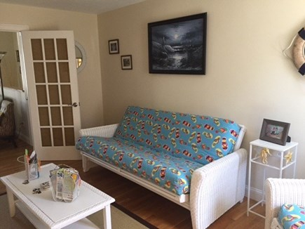 Eastham Cape Cod vacation rental - Den Room With Double Size Futon