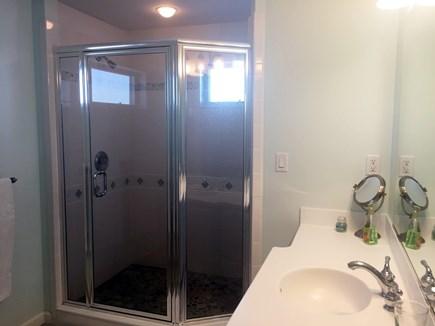Orleans Cape Cod vacation rental - Master Bath.  Oversize shower.