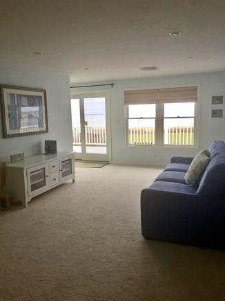 Orleans Cape Cod vacation rental - Upstairs loft area.  King sleeper sofa.