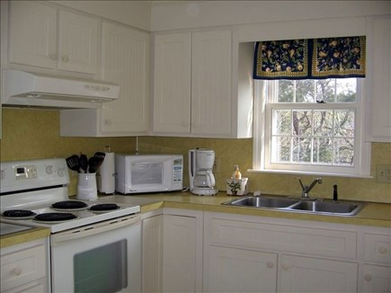Chatham Cape Cod vacation rental - Efficient & well appointed kitchen & layout makes meals a breeze.