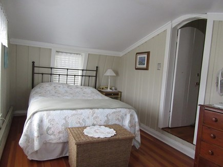 Dennis Cape Cod vacation rental - One of two Queen bedrooms upstairs