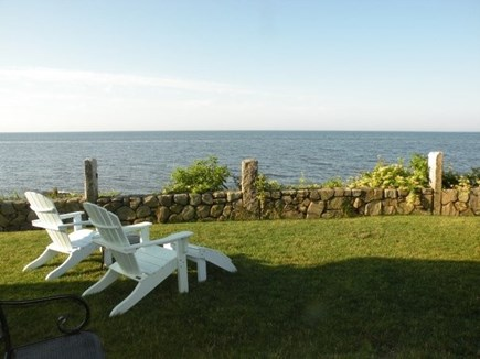Dennis Cape Cod vacation rental - Yard with gorgeous view