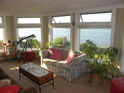 Dennis Cape Cod vacation rental - View of living area