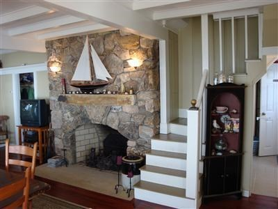 Dennis Cape Cod vacation rental - Stairs to 2nd floor