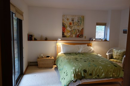 Wellfleet Cape Cod vacation rental - 2nd bedroom - queen bed