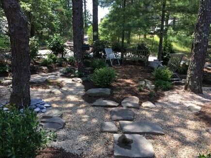 Wellfleet Cape Cod vacation rental - Lovely garden and hammock