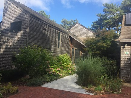 Wellfleet Cape Cod vacation rental - Outside of house with front garden