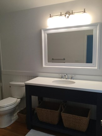Orleans Cape Cod vacation rental - Master bath off the master bedroom with a double size shower!