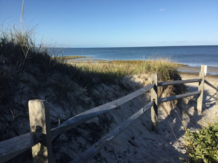 Orleans Cape Cod vacation rental - A short walk to Skaket Beach on Cape Cod Bay.